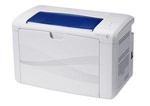 Czarno-biała, monochromatyczna drukarka laserowa Xerox Phaser 3040