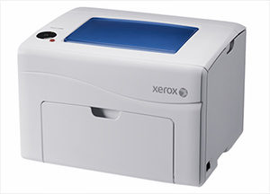 Kolorowa drukarka laserowa Xerox Phaser 6000