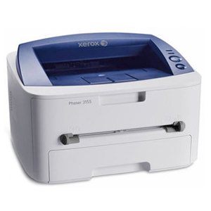 Monochromatyczna drukarka laserowa Xerox Phaser 3155