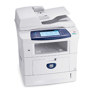 Monochromatyczna drukarka laserowa Xerox Phaser 3635MFP
