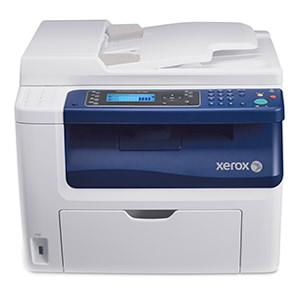 Kolorowa drukarka laserowa Xerox WorkCentre 6015, urządzenie wielofunkcyjne