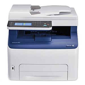 Kolorowa drukarka laserowa Xerox WorkCentre 6027