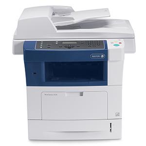 Monochromatyczna drukarka laserowa Xerox WorkCentre 3550