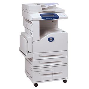 Monochromatyczna drukarka laserowa Xerox WorkCentre 5222