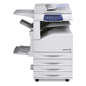 Kolorowa drukarka laserowa Xerox WorkCentre 7435