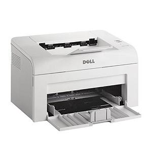 Czarno-biała, monochromatyczna drukarka laserowa Dell 1100