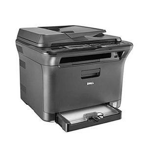 Kolorowa wielofunkcyjna drukarka Dell 1235cn