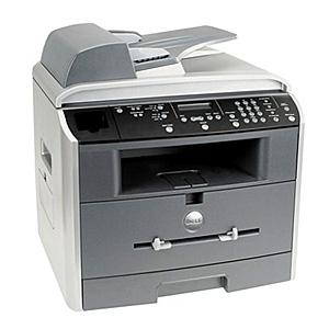 Czarno-biała, monochromatyczna drukarka laserowa Dell 1600n