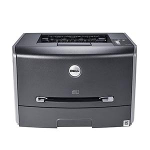 Czarno-biała, monochromatyczna drukarka laserowa Dell 1700n