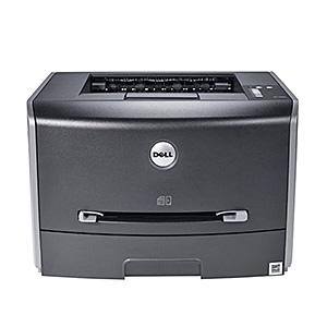 Czarno-biała, monochromatyczna drukarka laserowa Dell 1710n