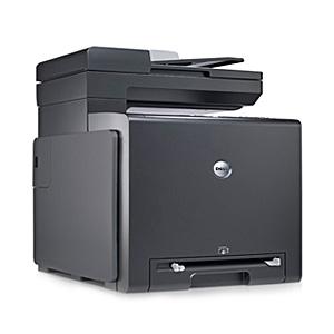 Kolorowa wielofunkcyjna drukarka laserowa Dell 2135cn