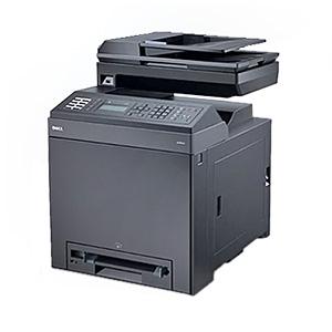 Kolorowa drukarka laserowa Dell 2155cn, 2155cdn