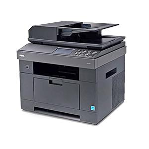 Czarno-biała, monochromatyczna drukarka laserowa Dell 2355dn