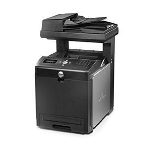 Kolorowa wielofunkcyjna drukarka laserowa Dell 3115cn