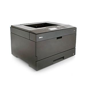 Czarno-biała, monochromatyczna drukarka laserowa Dell 3330dn