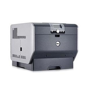 Czarno-biała, monochromatyczna drukarka laserowa Dell 5210n