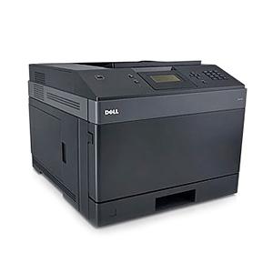 Czarno-biała, monochromatyczna drukarka laserowa Dell 5230n, 5230dn