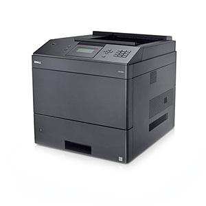 Czarno-biała, monochromatyczna drukarka laserowa Dell 5350dn
