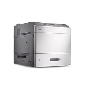 Czarno-biała, monochromatyczna drukarka laserowa Dell 5530dn