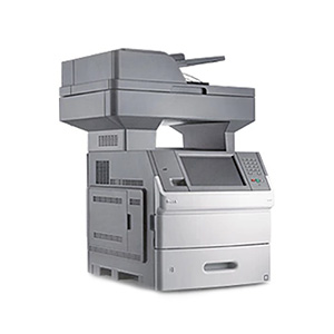 Czarno-biała, monochromatyczna drukarka laserowa Dell 5535dn