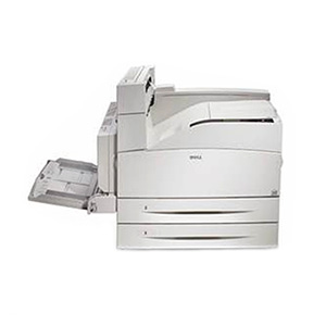 Czarno-biała, monochromatyczna drukarka laserowa Dell 7330dn