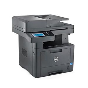 Czarno-biała, monochromatyczna drukarka laserowa Dell B2375dnf, B2375dfw