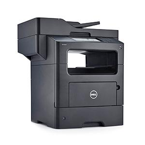 Czarno-biała, monochromatyczna drukarka laserowa Dell B3465dnf