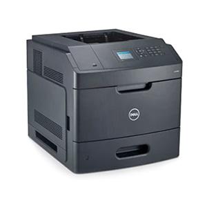 Czarno-biała, monochromatyczna drukarka laserowa Dell B5460dn