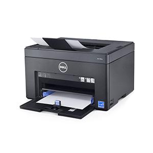 Kolorowa drukarka laserowa Dell C1660w