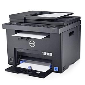 Wielofunkcyjna kolorowa drukarka Dell C1765nfw