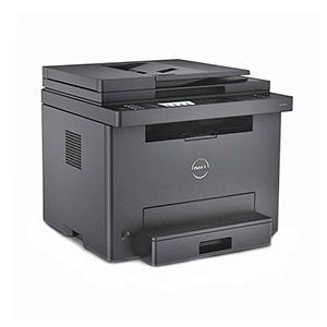 Kolorowa wielofunkcyjna drukarka laserowa Dell E525w