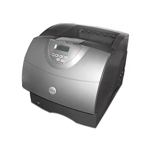 Czarno-biała, monochromatyczna drukarka laserowa Dell M5200n