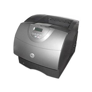 Czarno-biała, monochromatyczna drukarka laserowa Dell W5300n