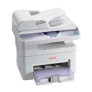 Czarno-biała, monochromatyczna drukarka laserowa Xerox Phaser 3200MFP