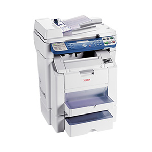 Kolorowa drukarka laserowa Xerox Phaser 6115MFP