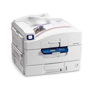 Kolorowa drukarka laserowa Xerox Phaser 7400
