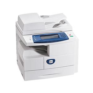 Monochromatyczna drukarka laserowa Xerox WorkCentre 4150