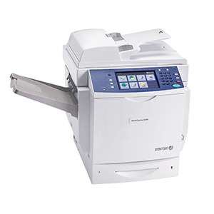 Kolorowa drukarka laserowa Xerox WorkCentre 6400