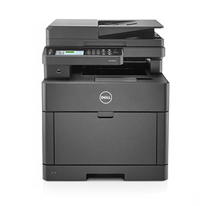 Kolorowa laserowa drukarka wielofunkcyjna Dell H625cdw