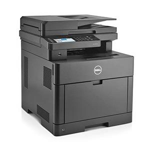 Kolorowa laserowa drukarka wielofunkcyjna Dell S2825cdn