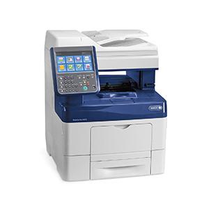 Kolorowa drukarka laserowa Xerox WorkCentre 6655, 6655i