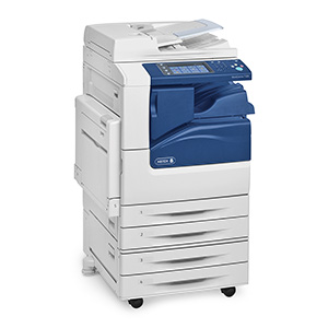 Kolorowa drukarka laserowa Xerox WorkCentre 7125