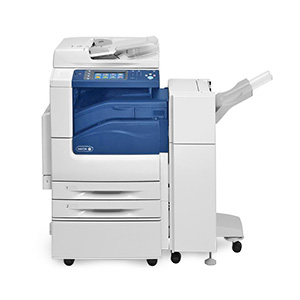 Kolorowa drukarka laserowa Xerox WorkCentre 7556
