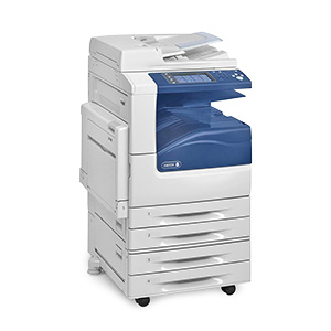 Kolorowa drukarka laserowa Xerox WorkCentre 7830