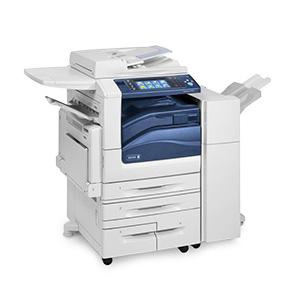 Kolorowa drukarka laserowa Xerox WorkCentre 7855