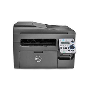Kolorowa wielofunkcyjna drukarka laserowa Dell B1165nfw