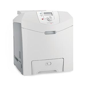 Kolorowa drukarka laserowa Lexmark C532n, C532dn