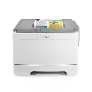 Kolorowa drukarka laserowa Lexmark C544n, C544dn, C544dtn, C544dw