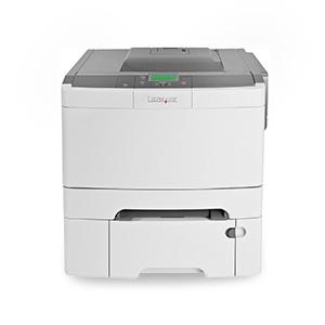 Kolorowa drukarka laserowa Lexmark C546dtn
