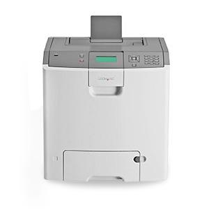 Kolorowa drukarka laserowa Lexmark C734n, C734dn, C734dtn, C734dw